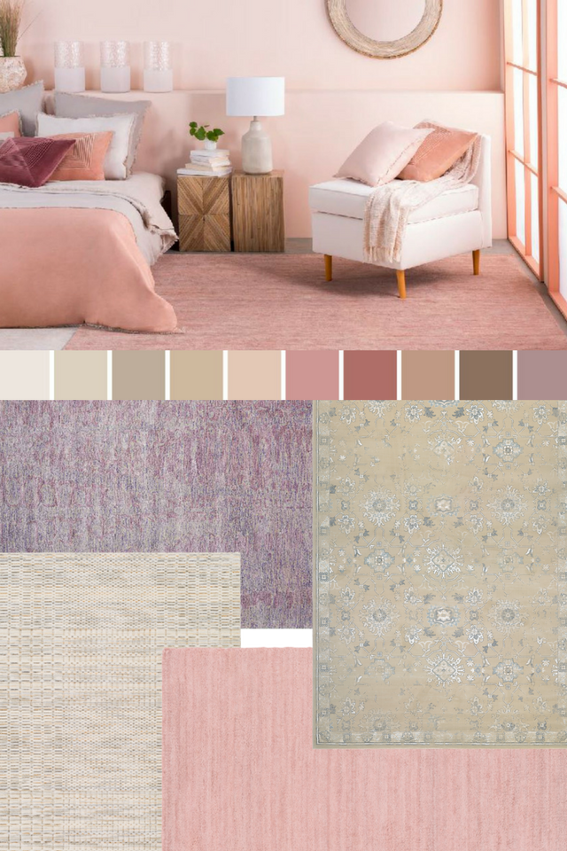 Pink Area Rugs, Area Rug Trends